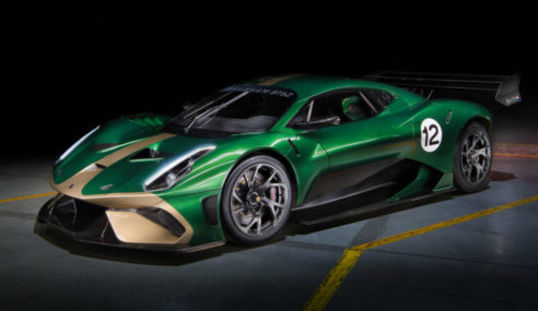 The Exclusive Brabham BT62 Made By Father And Sons