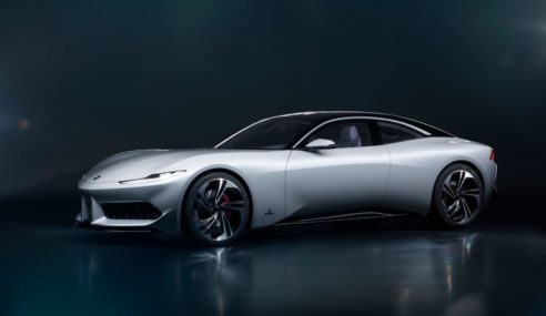 The Pininfarina Karma GT Is Sleek And Stunning With Plenty Of Speed