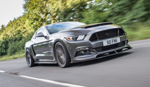 Amazingly Tuned Ford Mustang CS800 By Sutton Is A Machismo Machine