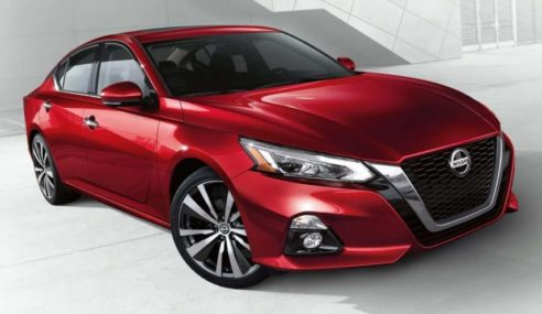 Small, Sporty, and Muscled: Here Is The 2020 Nissan Maxima