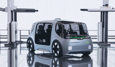 Jaguar-Land Rover Unveils New Concept Vehicle Called Project Vector